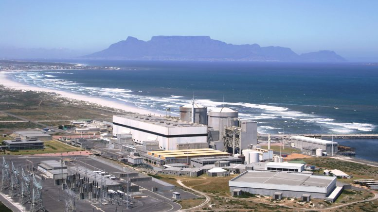 African Young Generation in Nuclear – Africa4Nuclear